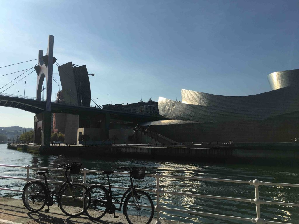 Bilbao walking tours and city attractions