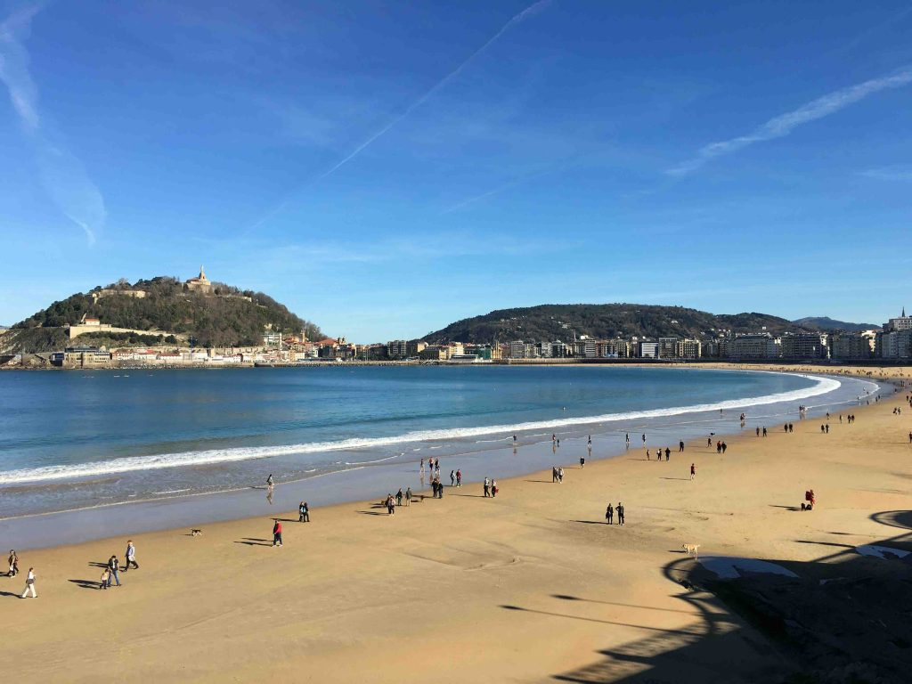 San Sebastian walking tours in Spain
